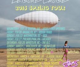 2015 Spring Tour